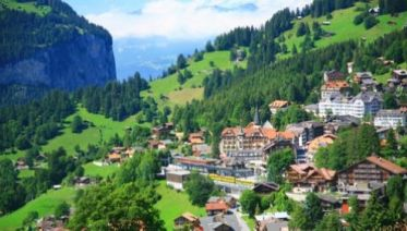 The Alpine Pass Route Guided Walk