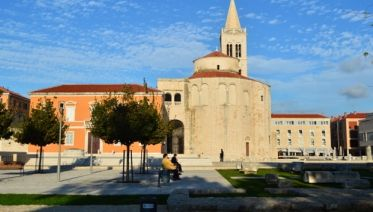 The Antique Treasures of Zadar