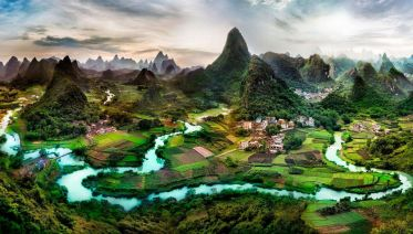 The Essence of Guilin