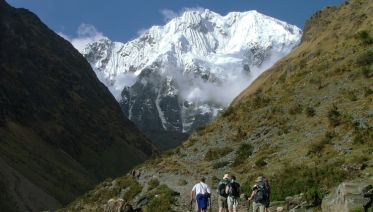 The High Inca Trail