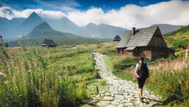 The High Tatras In Style