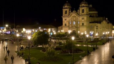 The Inca Heartland