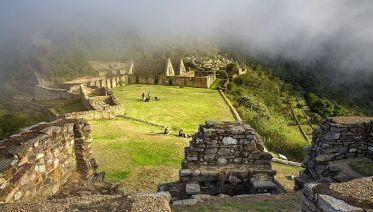 The Inka Trail Trek