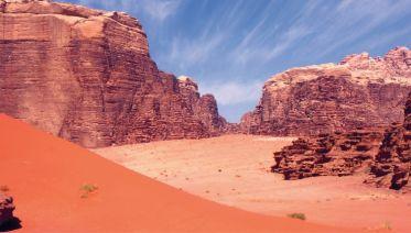 The Kingdoms of Jordan & Oman