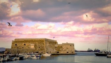 The Labyrinth Of Crete