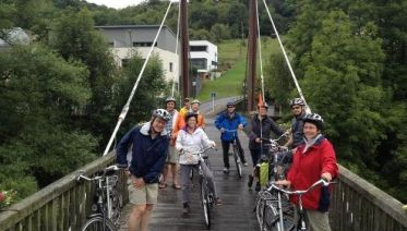 The Lorraine By Bike And Barge