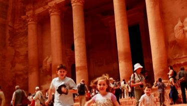 The Lost City Of Petra Family Holiday