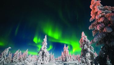 The Northern Lights of Finland