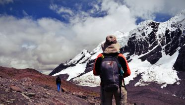 The Peaks of Ausangate