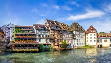The Romantic Rhine Valley (port-to-port cruise)