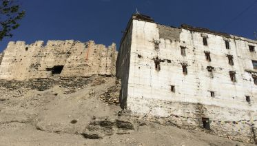 The Sacred Upper Mustang Trek