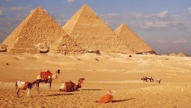 The Special Tour Pyramids - Sphinx - Memphis + Ride Camel