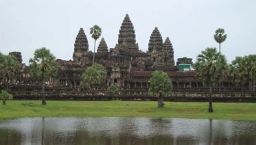 The Splendour of Angkor Wat Tour