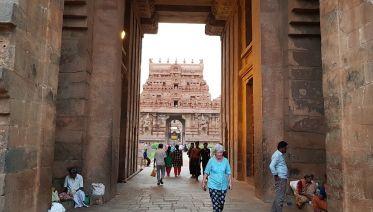 The Temple Run: Tamil Nadu
