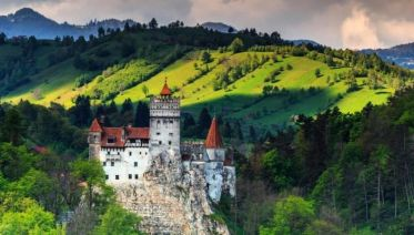 The Valleys and Villages of Transylvania