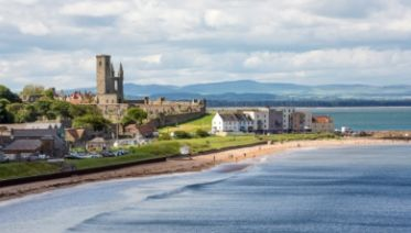 The V&A Museum, St Andrews & The Kingdom of Fife