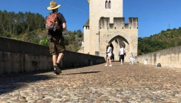 The Way Of St James Conques To Cahors