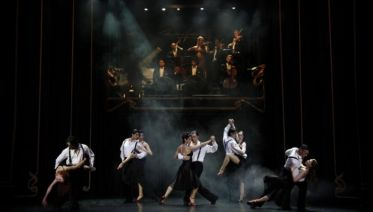 Theater Tango Carlos Gardel Dinner and Show In Buenos Aires
