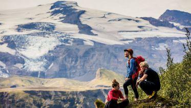 Thorsmork (Þórsmörk) Hike