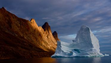 Three Arctic Islands: Iceland, Greenland and Spitsbergen (Northbound)