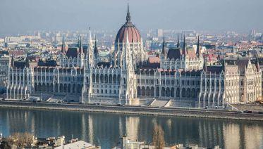 Three-Hour Grand City Tour of Budapest