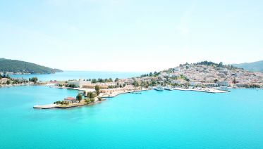 Three Islands from Athens Full Day Yacht Tour