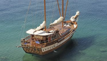 Three Islands in 1 Day Sailing Experience