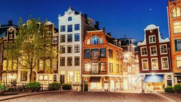 Through authentic Holland (port-to-port cruise)