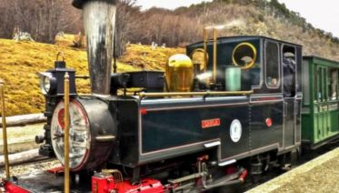 Tierra Del Fuego National Park & Train of the end of the world