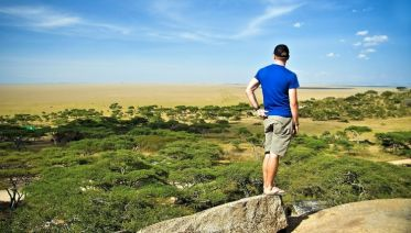 Timeless Tanzania Camping 7 Days