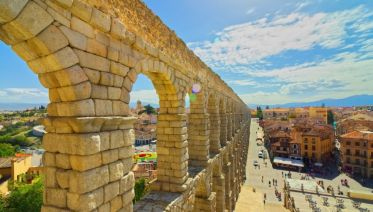 Toledo & Segovia Visit from Madrid