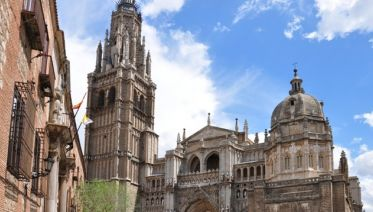 Toledo Half Day Tour & Cathedral Visit from Madrid