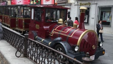 Toledo on your own and Tourist Train from Madrid