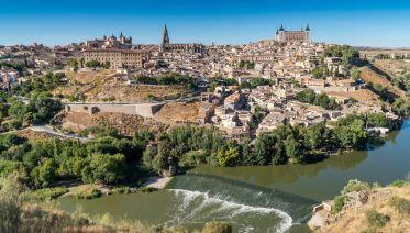 Toledo On Your Own: Open-Top Bus & Zip Line