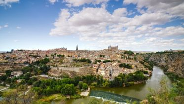Toledo On Your Own: Tourist Train and Zip Line