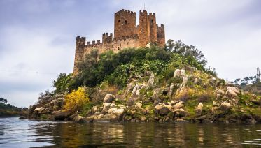 Tomar & Almourol Private Tour