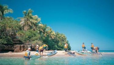 Tonga Kayak Adventure