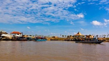 Tonle Sap Lake Half Day Sightseeing Cruise From Siem Reap