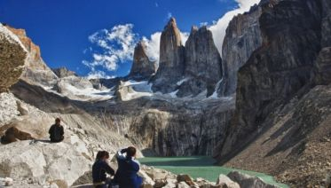 Torres Del Paine Day Tour