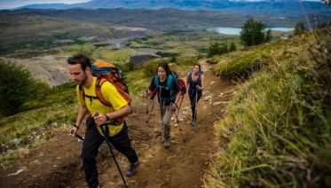 Torres del Paine Guided O Trek 8D/7N