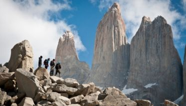 Torres Del Paine Guided W Trek 5D/4N