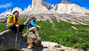 Torres del Paine W Express Trek 4D/3N