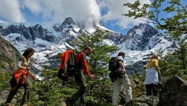 Torres del Paine W Trek 5D/4N (Self-Guided)