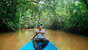 Tortuguero National Park Adventure 3D/2N