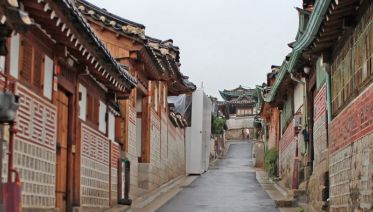 Traditional & Modern Seoul Private Day Trip