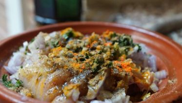 Traditional Morrocan Tajine Cooking Class