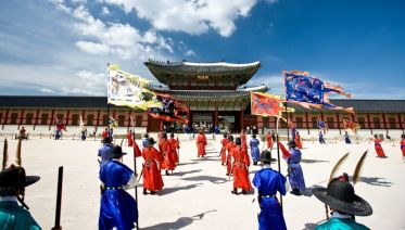 Traditional Seoul City Walking Tour (Full-Day)