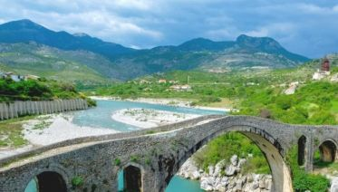 Trails and Valleys of South Albania