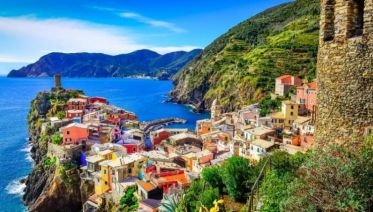 Trails of Cinque Terre