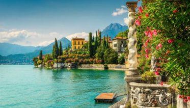 Trails of Italian Lakes: Como and Lugano